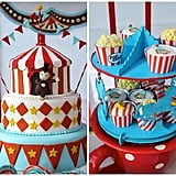 A Curious George Circus Birthday Party
