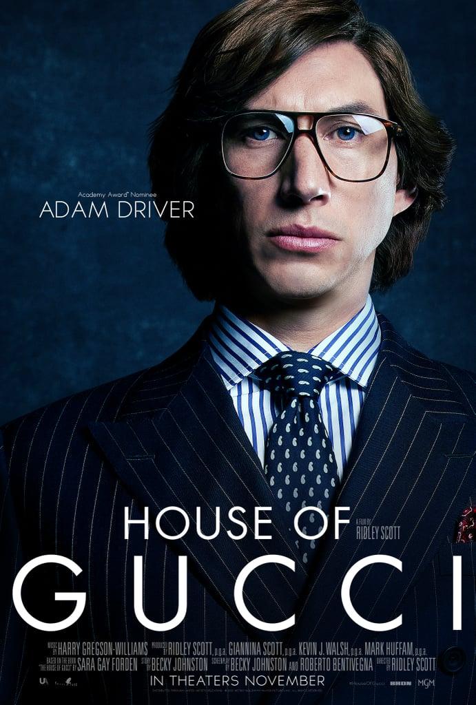 Adam Driver as Maurizio Gucci