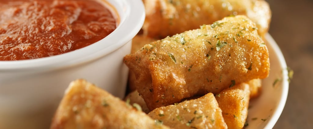 Here's How to Make TikTok's Parmesan Garlic Pizza Rolls