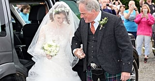 Rose Leslie's Modest Lace Wedding Dress Is Fit For a Queen . . . of the North, Perhaps?