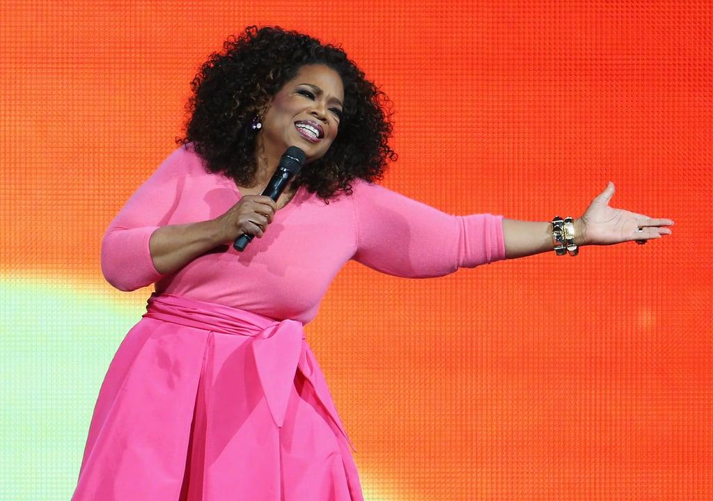 The Oprah Winfrey Foundation
