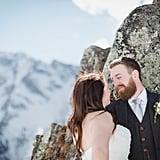 Ski Wedding in Austria