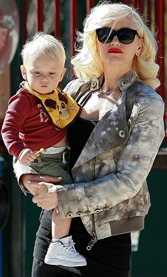 Photos: Gwen Stefani and Sons