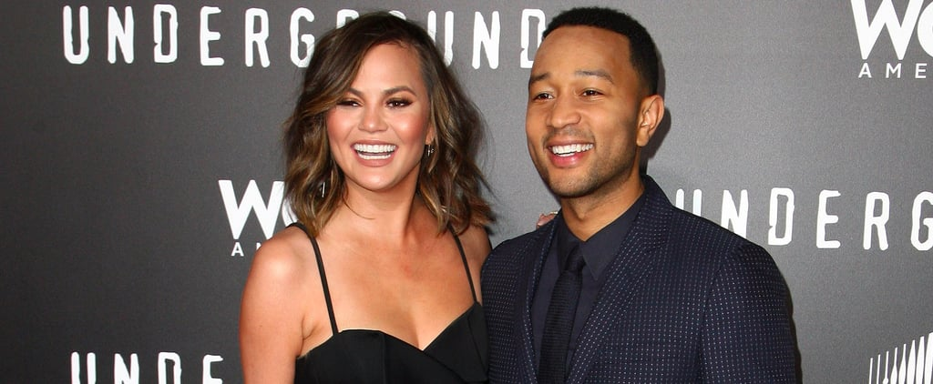 No Rest For the Wickedly Cute: Chrissy and John Hit Another Red Carpet Just 2 Days After the Oscars