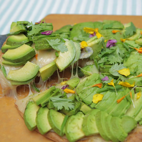 Avocado Pizza
