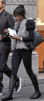 Celeb Style: Naomi Campbell