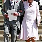 الأمير تشارلز وكاميلا باركر بولز