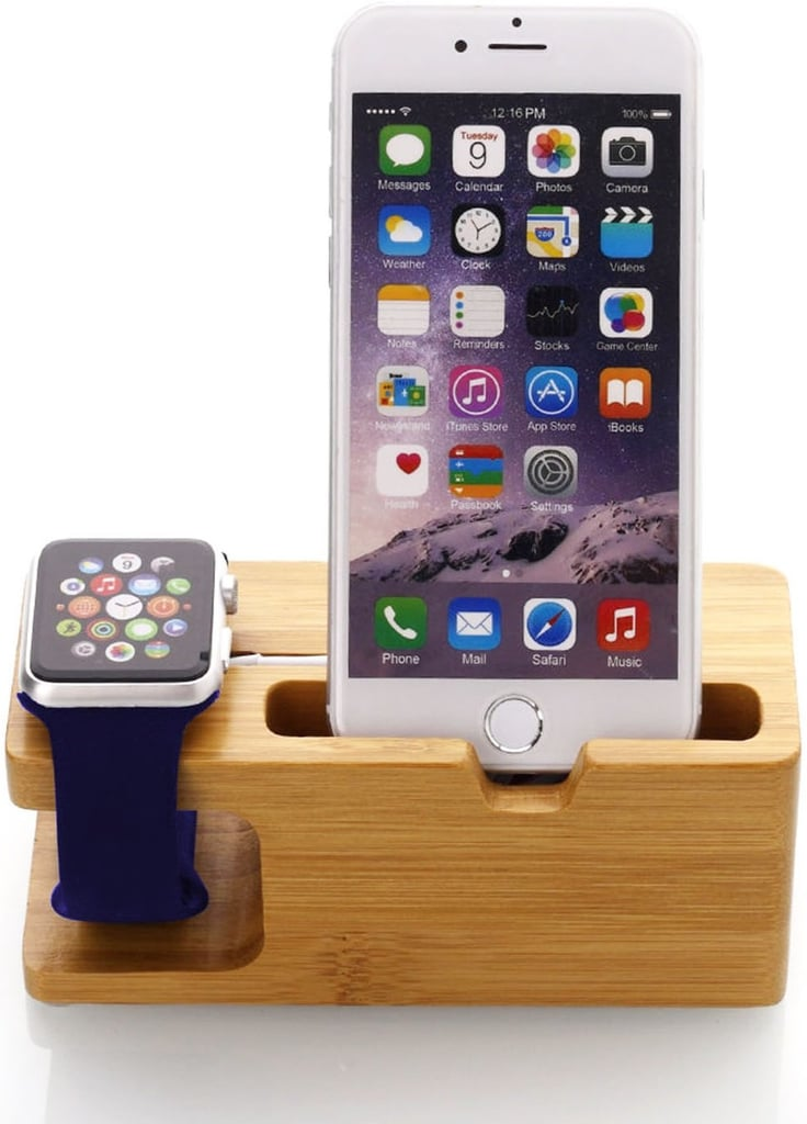 iWatch Wood Charging Stand
