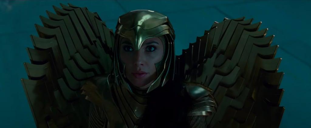 Wonder Woman 1984 Movie Trailer