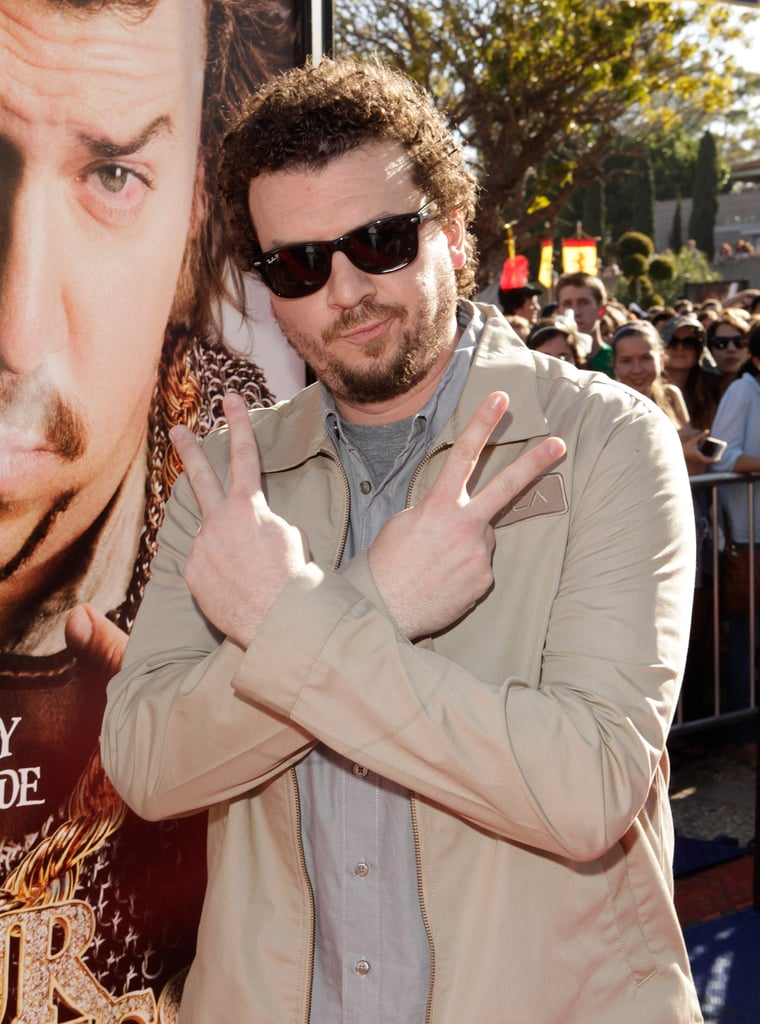 James Franco Suspends Twitter Then Joins Forces With Danny McBride For Your Highness