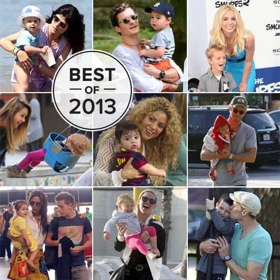 Best of 2013: Our 84 Favorite Celeb Tot Moments of the Year