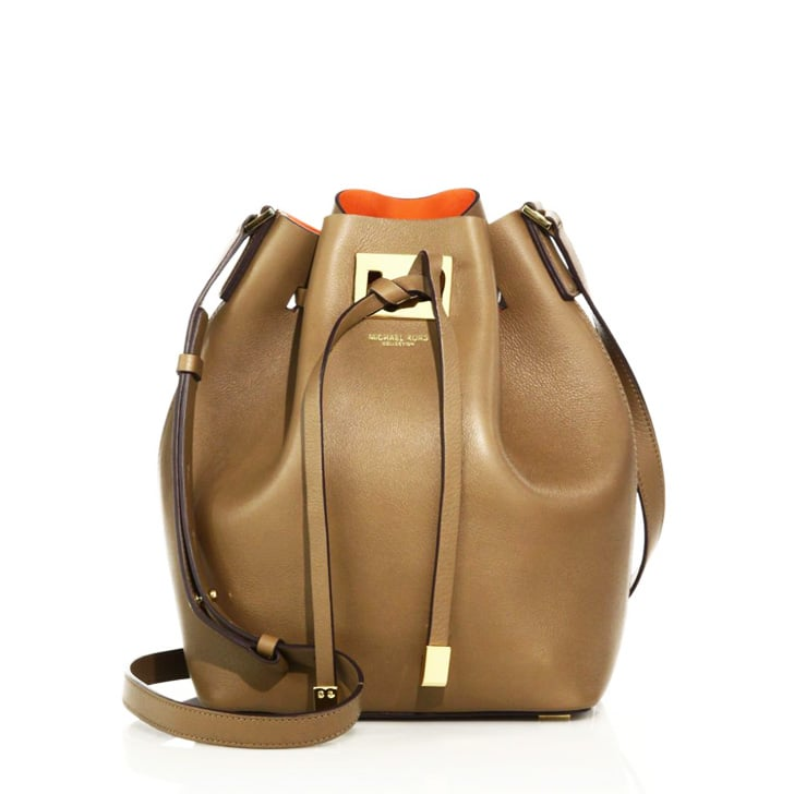 Michael Kors Medium Drawstring Bucket Bag ($695)