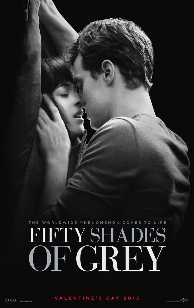 All of the Fifty Shades of Grey Posters Are Totally Sexy