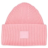 Acne Studios Face Patch Beanie