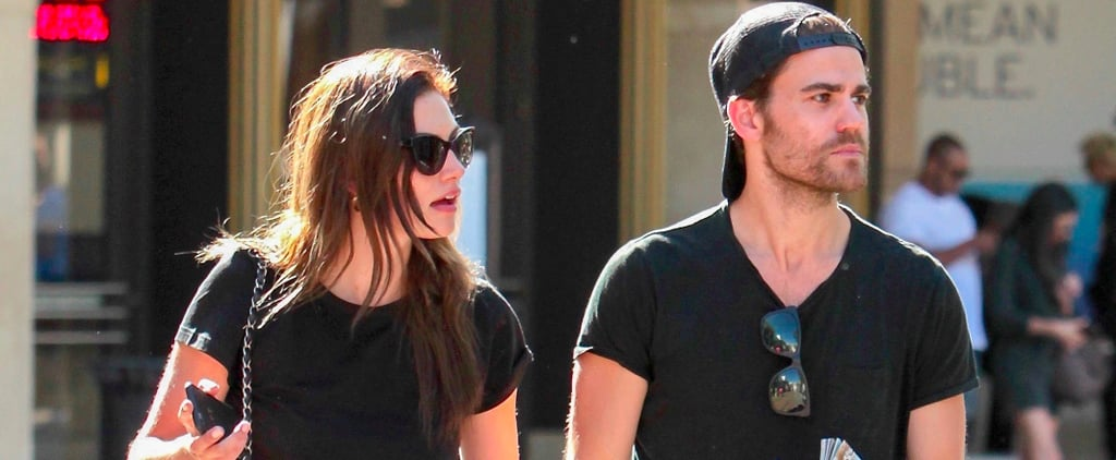 Paul Wesley and Phoebe Tonkin Were Spotted Holding Hands Again