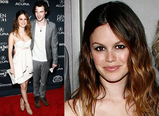 Photos Of Rachel Bilson and Tom Sturridge From Waiting For Forever Premiere in NYC At Gen Art Film Festival
