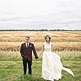 Festival-Inspired Barn Wedding