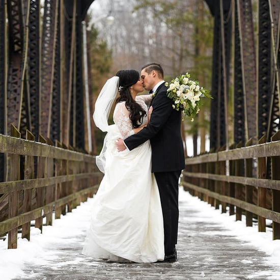 Gatsby-Inspired Winter Wedding