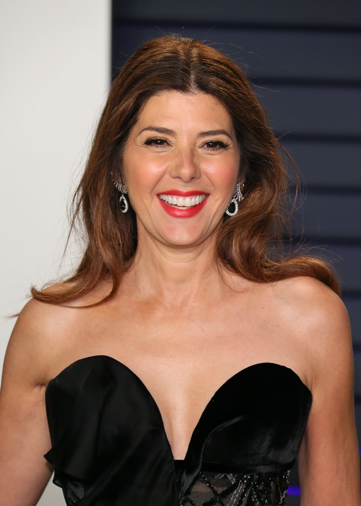 Marisa Tomei at the 2019 Vanity Fair Oscars Party | Best ...