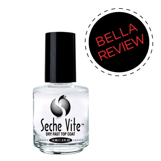 Product Review of Seche Vite Top Coat