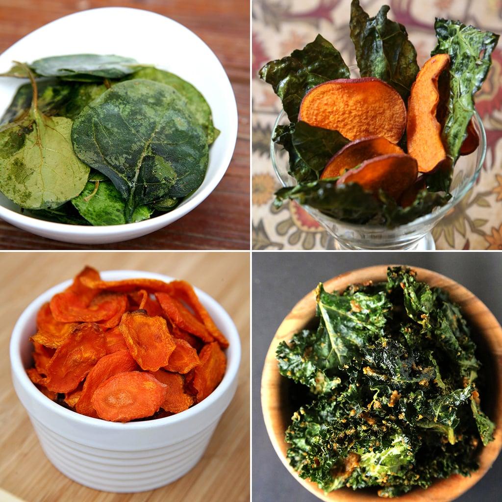 Low-Cal Veggie Crisp Recipes That Aren't Just Kale