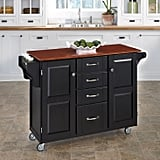 Cherry Top Kitchen Cart