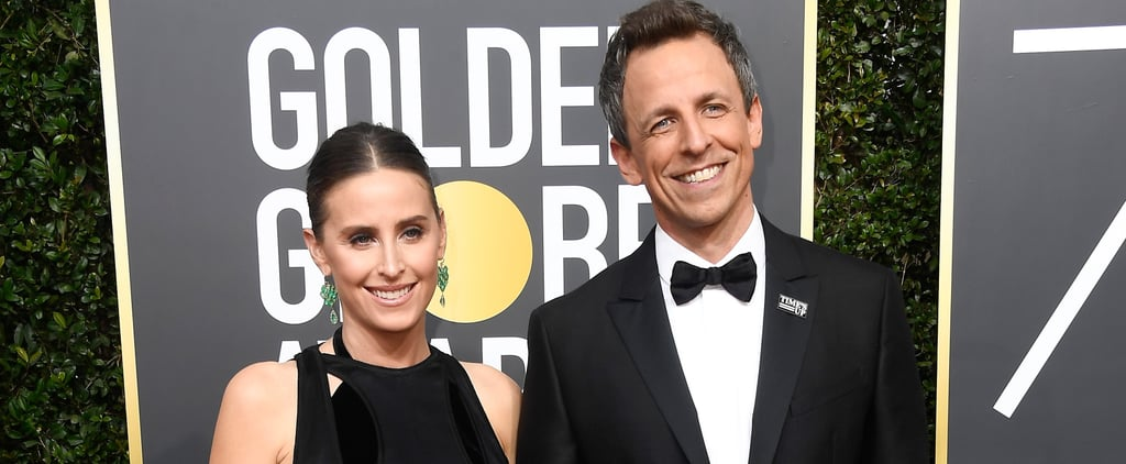 Seth Meyers and Wife Welcome Second Son Axel