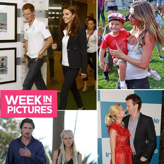 The Week in Pictures: Kate Middleton, Jeremy Renner, Kate Moss, Gisele Bundchen, Olivia Palermo & More