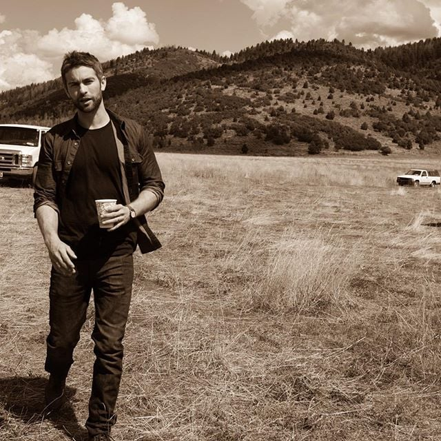 Chace Crawford's Hottest Instagram Pictures