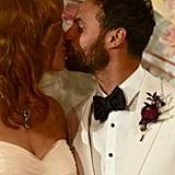 Jules Robinson Cam Merchant A Current Affair Wedding Special