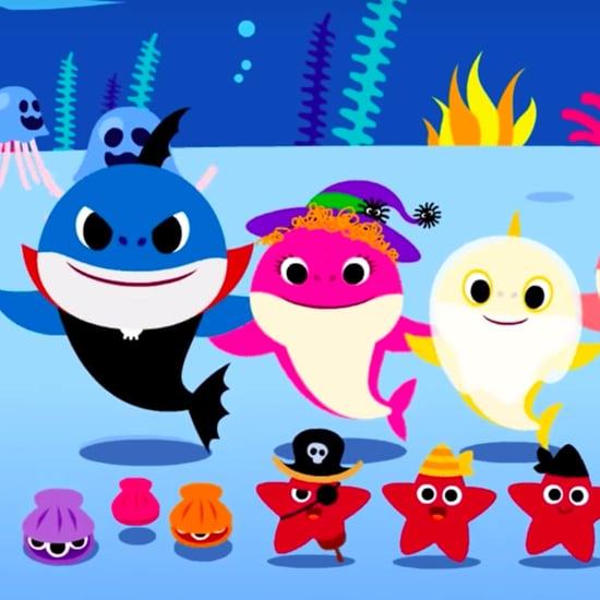 Baby Shark Halloween Sharks Song
