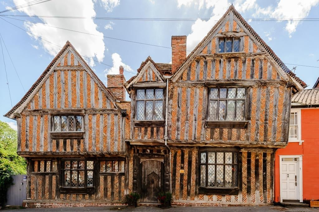 Listed on Airbnb as the De Vere House in Lavenham, England, Harry Potter's childhood home in Godric's Hollow is now a charming bed and breakfast! True Harry Potter buffs will know that Number 4 Privet Drive wasn't always the home of the Boy Who Lived, and Muggles and wizards alike can now stay at James and Lily Potter's cottage from the beloved Harry Potter films year-round. So pack your bags and grab a handful of floo powder, because it's time for a truly magical getaway!  The cottage — which, we promise, is free of those nasty garden gnomes — is available for $142 per night and includes a private room for two guests, a four-poster bed, and an ensuite bathroom. Additional amenities include a log fireplace, a courtyard garden, a private sitting room, TV, and Wi-Fi (because even James and Lily Potter had to keep up with the news). But, before you book your stay, it's important to note that the adorable house is not suitable for pets, children, or those with mobility problems, due to staircases and the layout of the house. The surrounding town of Lavenham is reputedly Britain's finest medieval village — with over 300 protected heritage properties, according to the listing — making for a great place to explore when you're not indulging in a full English breakfast in the dining room. The maximum stay duration is 28 days, and while we know we can't live there forever, this definitely seems like a must-visit spot for anyone who's ever dreamed of attending Hogwarts (ahem, me). Keep scrolling to take a peek inside the cute Harry Potter cottage.       Related:                                                                                                           You Can Take a Nighttime Harry Potter Tour in London — No Marauder's Map Required!
