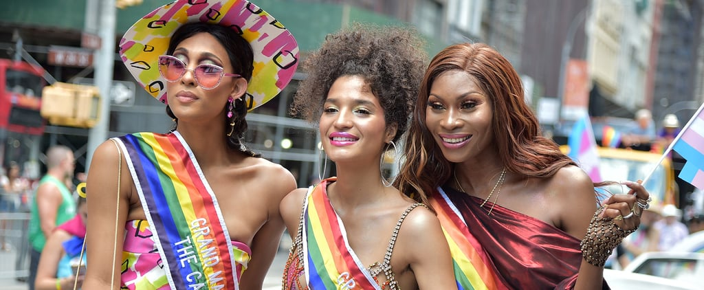 The Cast of Pose at Pride Parade 2019 Pictures