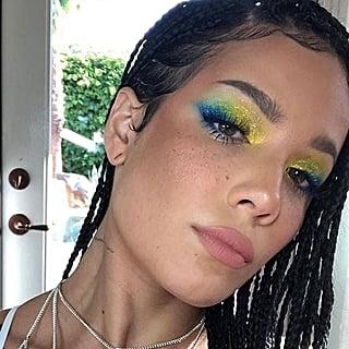 Halsey Coachella Makeup 2019