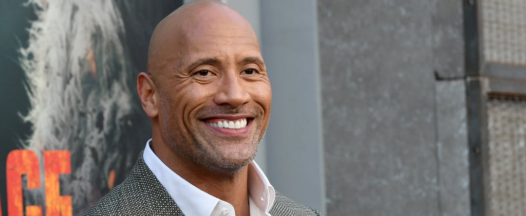 Dwayne Johnson Dealing With Sadness