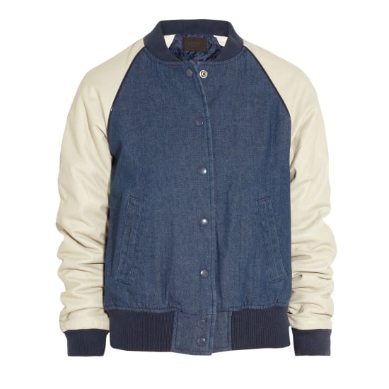 J.Crew Varsity Jacket Review