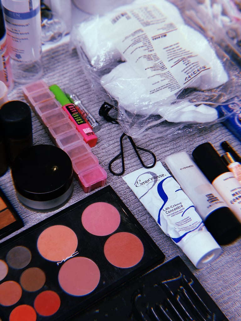 Backstage Beauty Products Used at Australian Fashion Week