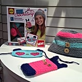 The Skills For Life line expands to include crocheting with some cute (and wearable!) projects.