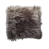 Thro Faux Fur Throw Pillow