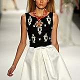 2011 Spring New York Fashion Week: Naeem Kahn