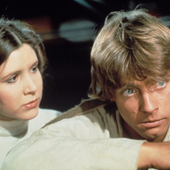 Mark Hamill's Goodbye Letter to Carrie Fisher
