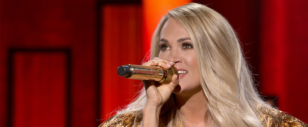 "Carrie Underwood Sings ""Before He Cheats"" at 2020 ACM Awards"