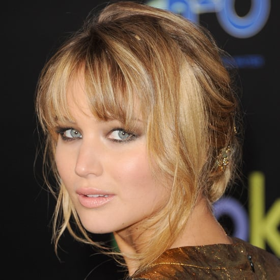 Jennifer Lawrence's Hunger Games Premiere Beauty Look From All Angles