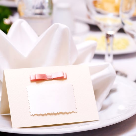 Creative Ways to Seat Your Wedding Guests