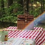 It's the best time for a picnic.