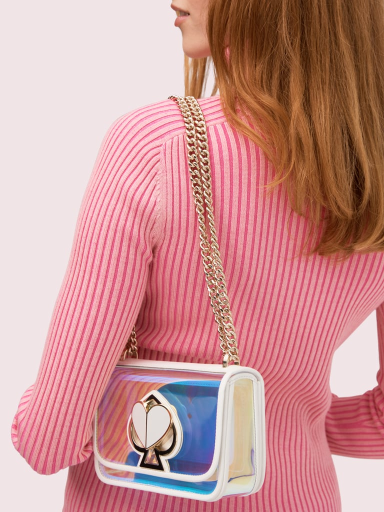 This Kate Spade New York Iridescent Nicola Bag Is So Cute