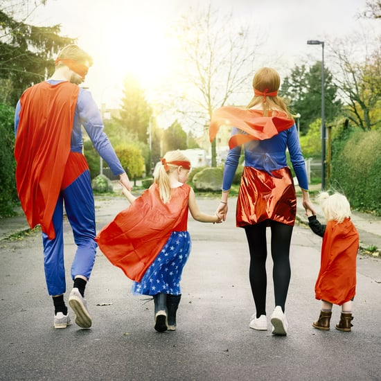 Why I Refuse to Wear a Family Halloween Costume