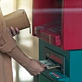 Avoid out-of-network ATMs.