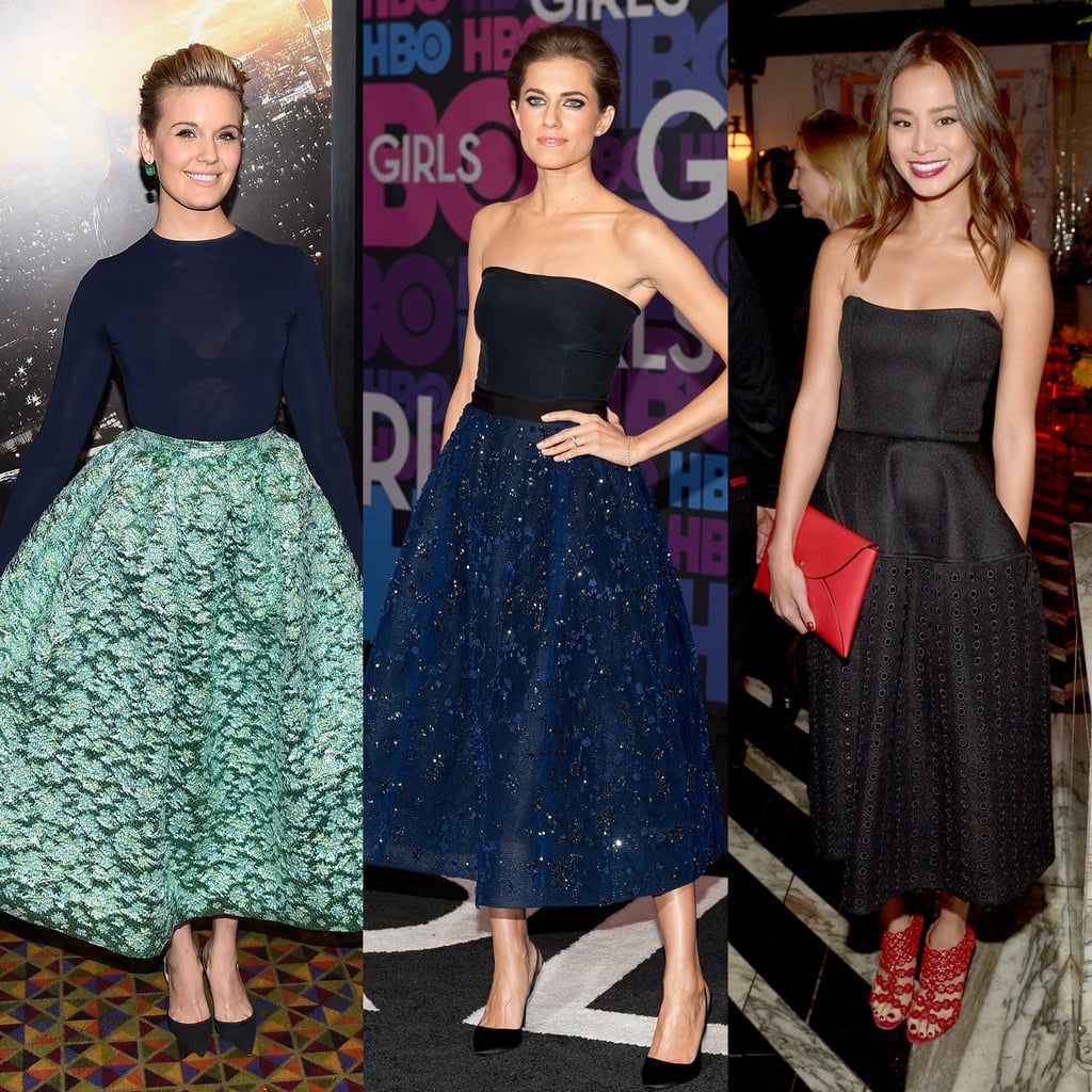 Best Dressed Celebrities on the Red Carpet: January 5, 2015