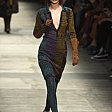 Bella Hadid on the Missoni Fall 2020 Runway at Milan Fashion Week